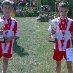 Au crescut împreună, au fost coechipieri 7 ani, iar sâmbătă sunt adversari în Cermei – Sebiș!