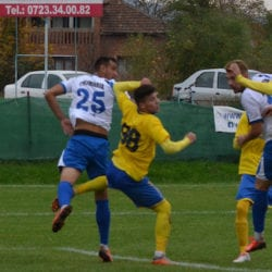 Liga a III-a, etapa a 12-a: Rezultat pentru Sebiș și Reșița la Galda