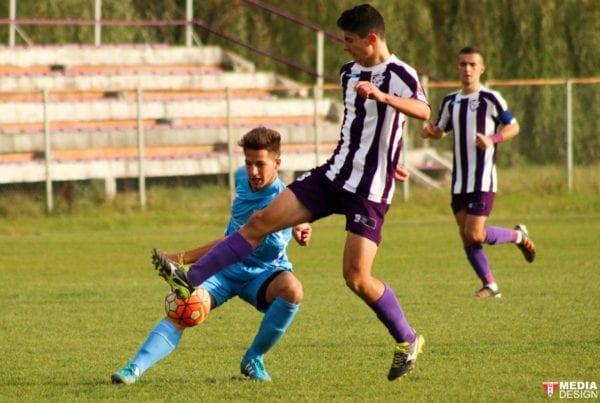 Ciucanii s-au răzbunat cu vârf și îndesat: UTA Under 17 părăsește Cupa României