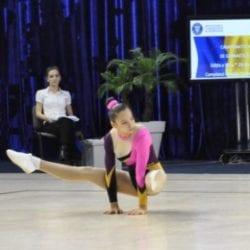 Bocșer și Rugină, medalii prețioase pentru Arad la naționalele de gimnastică aerobică