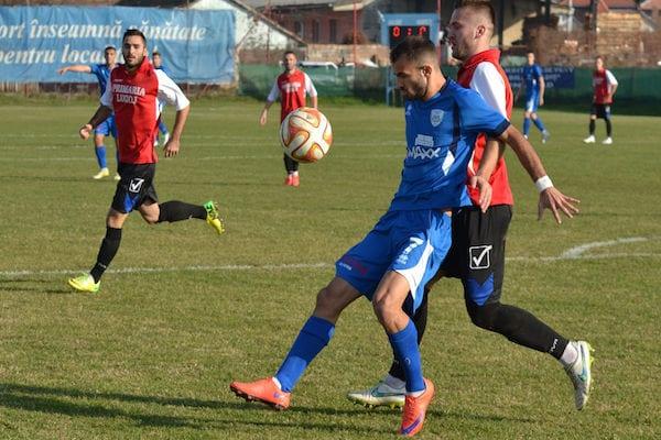 Fotoreportaj: Național Sebiș - CSM Lugoj, 2-0