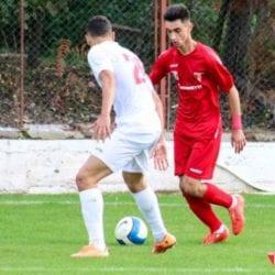Stahl, decisiv și în Cupă: LPS Oradea - UTA Under 19  0-1
