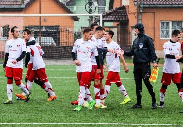 Și-au adjudecat derby-ul pentru locul 2: UTA Under 17 - Csikszereda Miercurea Ciuc  2-1