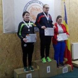 """Patru medalii arădene la """"naționalele"""" de tir aer comprimat"""