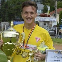 """Obiectivele lui Mara la 19 ani: """"Promovarea cu UTA și revenirea în tricoul naționalei"""""""