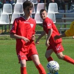 """Șase juniori utiști, împărțiți între Mailat și Felnac până la vară. """"Roș-albii"""" se bazează în Liga a IV-a pe generația 2001"""