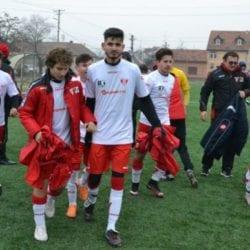 """UTA Under 17 deschide seria reunirilor în fotbalul arădean: """"Prezența la turneul final, o șansă importantă pentru copii"""""""