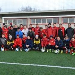 Spectacol în amical: UTA II - Unirea Sântana 3-3