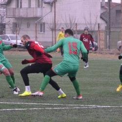 Nu a fost Capătă, ci Sulea...Lunca Teuz Cermei – Unirea Sântana 4-1