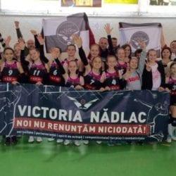 Voleibalistele Nădlacului s-au calificat în finala CN al speranțelor