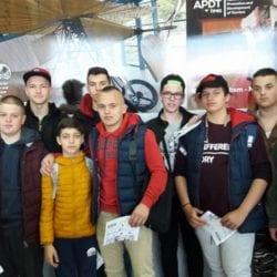 Opt judoka arădeni, într-un stagiu de pregătire în Germania de Paști