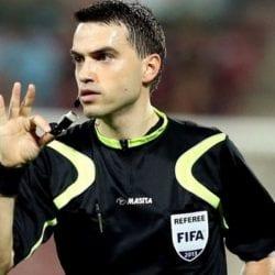 Hațegan îl fluieră pe Mourinho! Arădeanul arbitrează returul semifinalei Europa League, dintre Celta Vigo și Manchester United