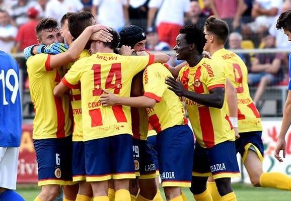 Liga a 2-a a debutat cu 40 de goluri, aproape jumătate reușite de Ripensia! Hermannstadt, Mioveni și UTA își arată forța din start!