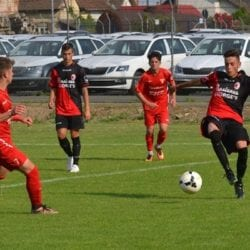 Campioni reconfirmați după o primă repriză spumoasă: Unirea Sântana - UTA 6-4