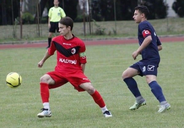 Turneul zonal-semifinal de la Cluj a început cu un duș rece pentru juniorii Sântanei