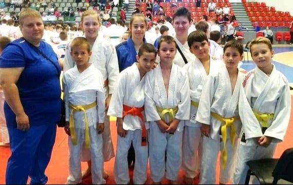 """20 de prezențe pe podium pentru judoka CSM-ului la """"Cupa Speranțelor"""""""