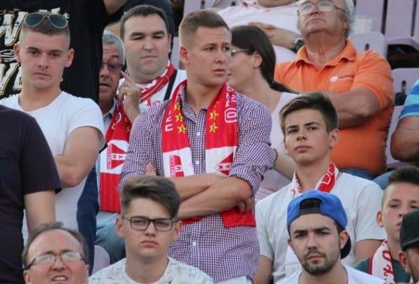 """Hlistei a susținut UTA din galerie, iar din vară ar putea reveni în """"alb-roșu"""": """"Sângele apă nu se face!"""""""