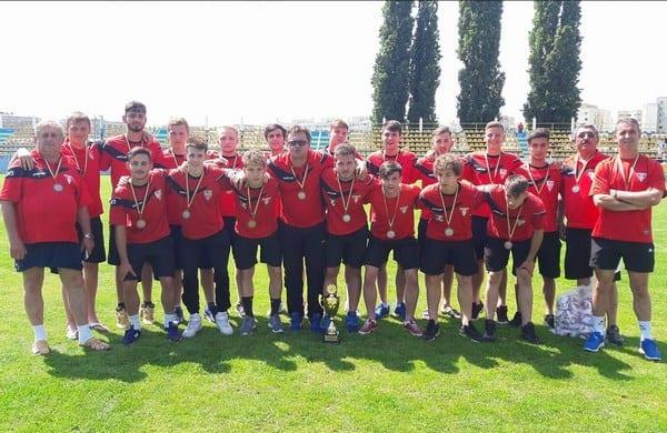 A treia forță din țară la Under 17: UTA - Ardealul Cluj   2-1