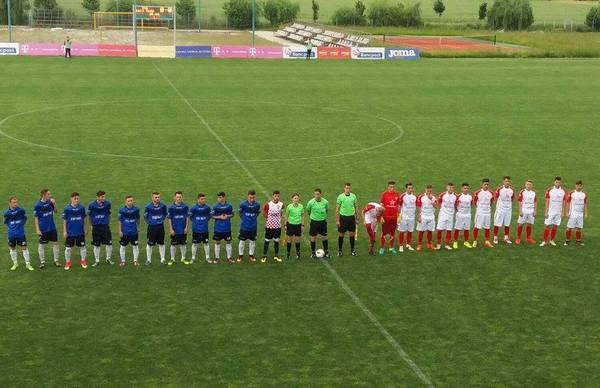 Autoritari pentru medaliile de bronz: UTA - LPS Satu Mare  3-0