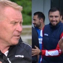 """Vig: """"Urez Lipovei succes în Liga 3-a!"""" v.s. Sabău: """"Nu mă așteptam să rezolvăm promovarea din primul joc, e meritul băieților"""""""