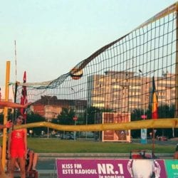 Arădeanul Balazs Csiszar e campion al României la volei pe plajă