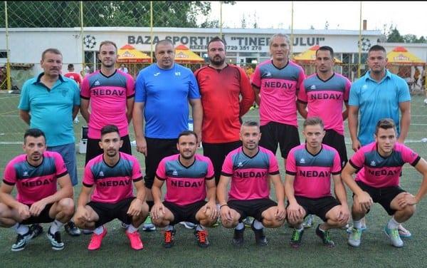 Nedavul a învins Luciano și merge la turneul final de mini-fotbal! Bozian - eroul campionilor de la Desavoia
