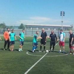 Finala campionatului național de mini-fotbal a început cu înfrângeri pentru echipele arădene