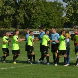 Liga IV-a Arad, etapa a treia: Crișul și Sântana continuă duelul la vârf după 11 goluri înscrise afară, Șimandul le pândește