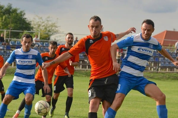 Derby-ul Sebiș – Lipova la pătrat, pe puncte și cu juniori!