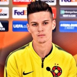 Arădeanul Man a explodat la Steaua, Becali vrea 48 de milioane de euro pe el! UTA păstrează 10% dintr-un viitor transfer
