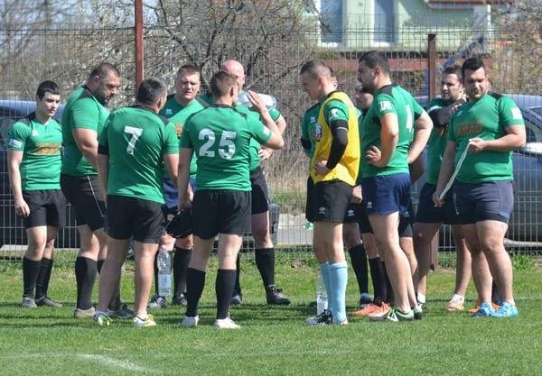 """Echipa de rugby a Aradului are gânduri de play-off în noua stagiune de Divizia A, dar: """"Până nu rezolvăm problema salarizării, nu puteam ataca Superliga"""""""