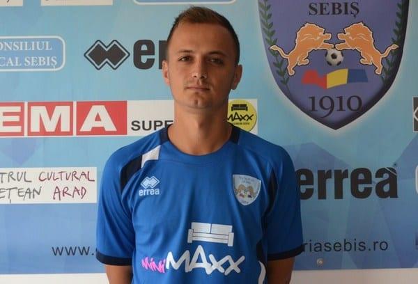 """Ruță, decisiv la primul meci ca titular la Sebiș: """"Aveam mare nevoie de un succes care să ne deblocheze"""""""