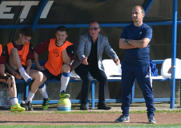 Unii cu punctele, alții cu nervii: Unirea Sântana - CS Glogovăț  4-1