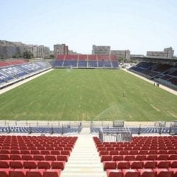 """Cagliari a debutat pe un stadion de 16 mii de locuri construit în 127 de zile, Falcă se laudă că a mai strâns o piuliță după trei ani de la demararea lucrărilor la """"Francisc Neumann"""""""