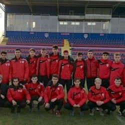 """Miculescu a salvat ziua slabă a """"roș-albilor"""": ASA Târgu Mureș - UTA Under 17  1-2"""