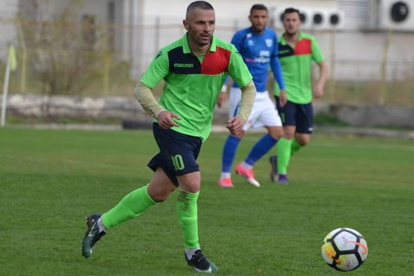 """Bozian, decisiv pentru Lugoj contra Sebișului: """"Nu am nimic cu echipele arădene, dar - parcă - îmi ies mai bine situațiile de gol"""""""