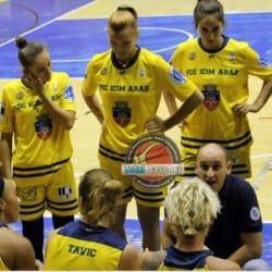 """După un """"duș rece"""", FCC ICIM Arad și-a luat revanșa cu Ostrava, în Liga Europei Centrale!"""
