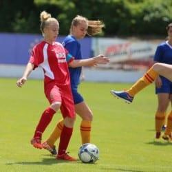 Derby Arad - Timiș și la fotbal feminin! Piroș Security întâlnește Becicherecu în Cupă, Ineul merge la Oradea