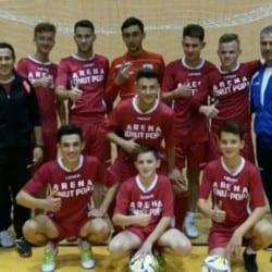 Echipa de futsal a Șimandului - în fața meciurilor de Cupă cu Piteștiul: Profesorul Mărcuș l-a pierdut pe Șulea, dar a făcut șase achiziții