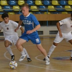 Șimăndanii, la primul succes în campionatul Under 19 la futsal