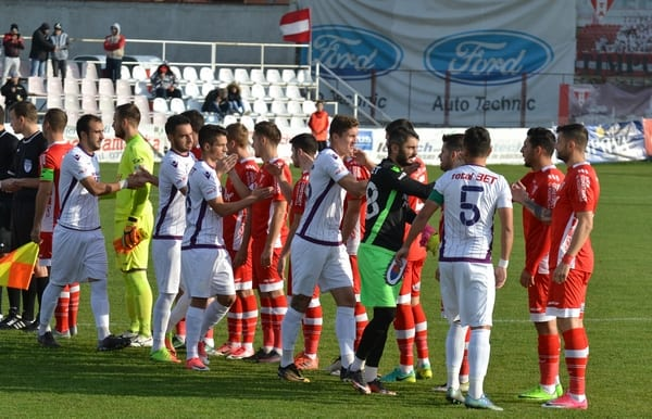 Livetext, ora 11.00: UTA - FC Argeș: 0-1, final