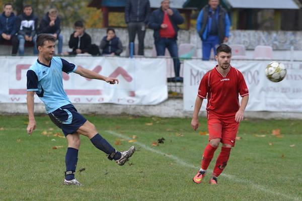 Georgiu nu a avut milă de fostul antrenor: CS Ineu - Victoria Zăbrani 3-1
