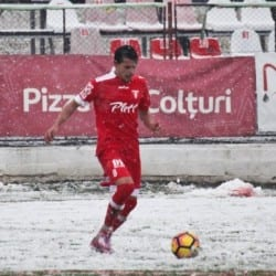 """Filaret a jucat fără greșeală la debutul stagional în """"alb-roșu"""": """"Victorie frumoasă în condiții grele, am fost mai determinați decât Chindia"""""""