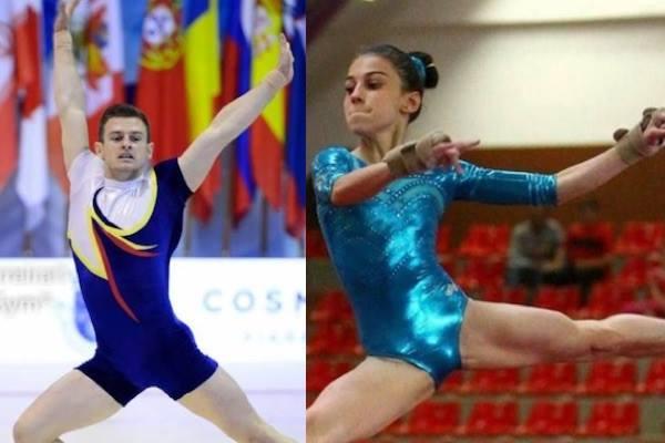 Bocșer și Berar - în Topul Federaţiei Române de Gimnastică în anul 2017