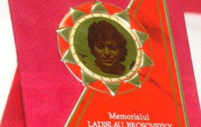 27 de ani fără Ladislau Brosovszky, vechile glorii îl evocă într-un nou joc omagial
