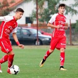 """Utiștii Isac și Miculescu bat la ușa reprezentativei """"tricolore"""" Under 17, calificată la Turul de Elită"""