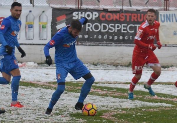 """Echipa câștigătoare cu Chindia se schimbă: Polgar nu a făcut deplasarea la București! Todea: """"Implicați mental, vacanța urmează după Metaloglobus"""""""