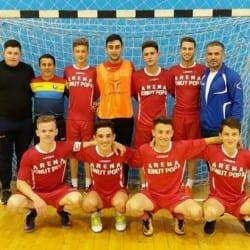 Șimandul a câștigat spectaculos la Deva și e noul lider al CN de futsal Under 19 (seria a 5-a)