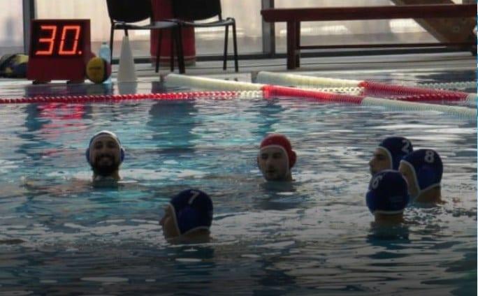 Poloiștii de la AMEFA dau de Sportul Studențesc în Cupa României