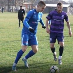 Ratări, arbitri, dar a contat antrenamentul: ASU Poli Timișoara - Național Sebiș  2-0